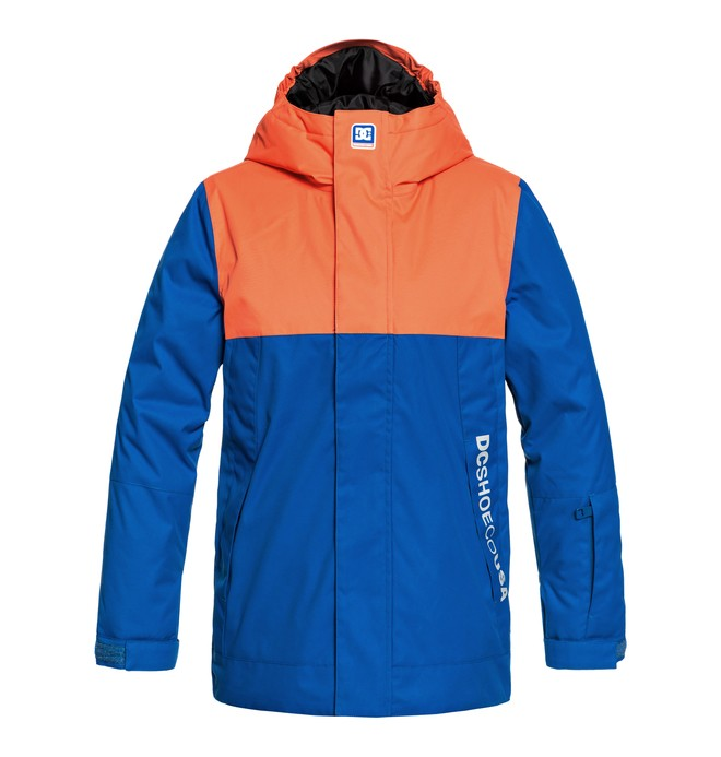 0 Boy's 8-16 Defy Snow Jacket  EDBTJ03022 DC Shoes