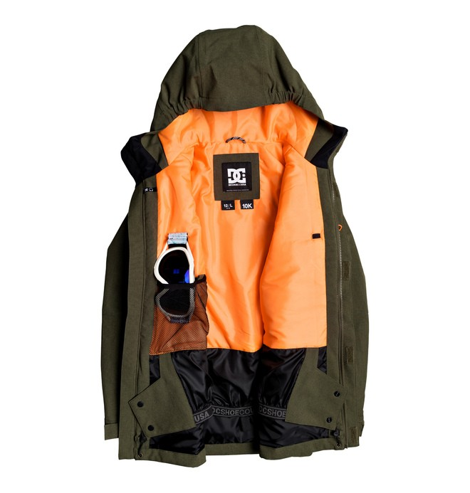 Servot - Snow Jacket  EDBTJ03027