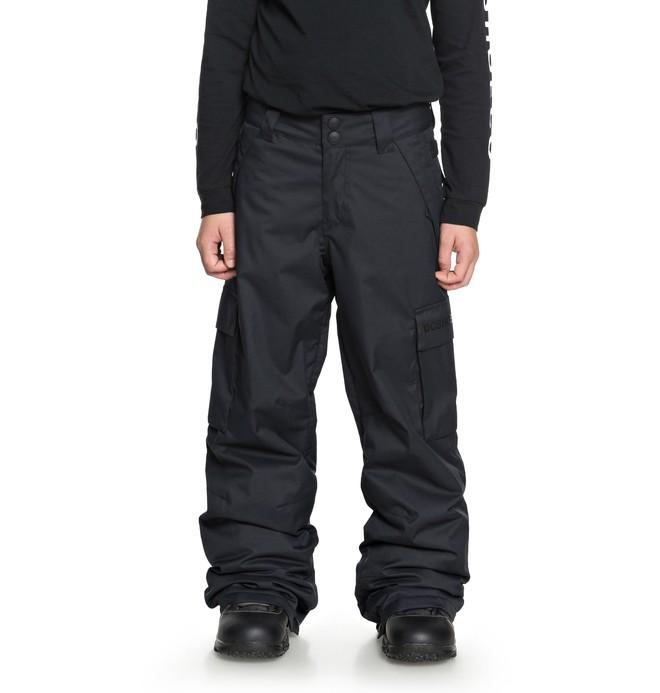 0 Banshee - Snow Pants for Boys 8-16 Black EDBTP03009 DC Shoes