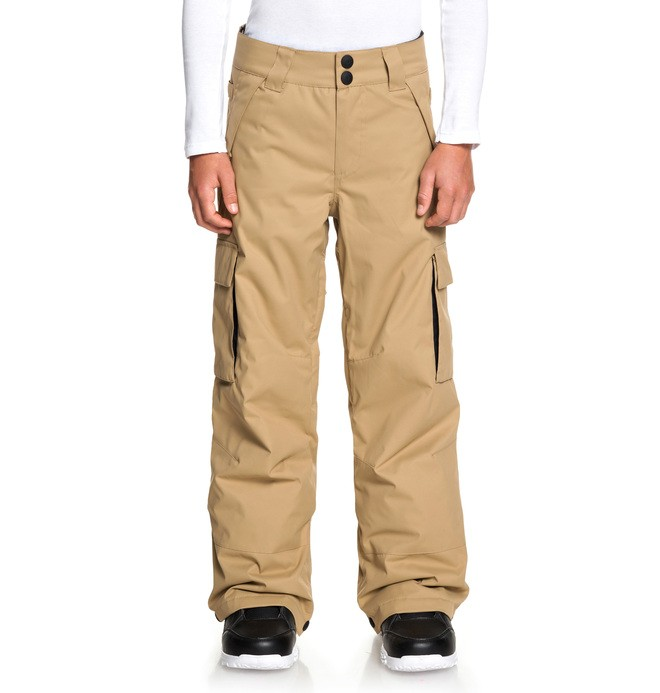 0 Banshee - Snow Pants Brown EDBTP03011 DC Shoes