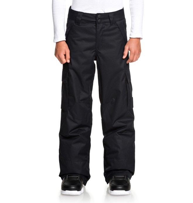 0 Banshee - Snow Pants Black EDBTP03011 DC Shoes