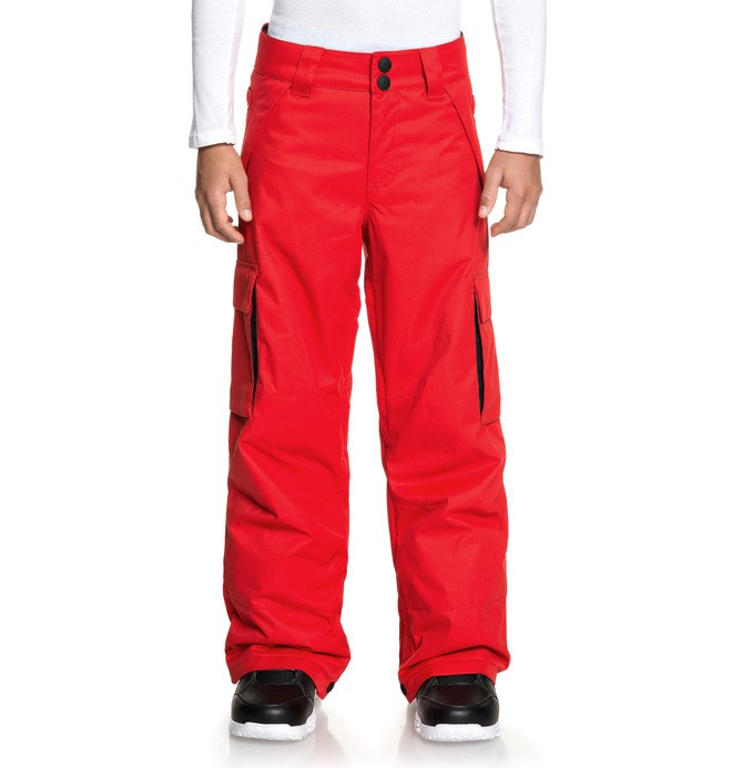 0 Banshee - Snow Pants Red EDBTP03011 DC Shoes