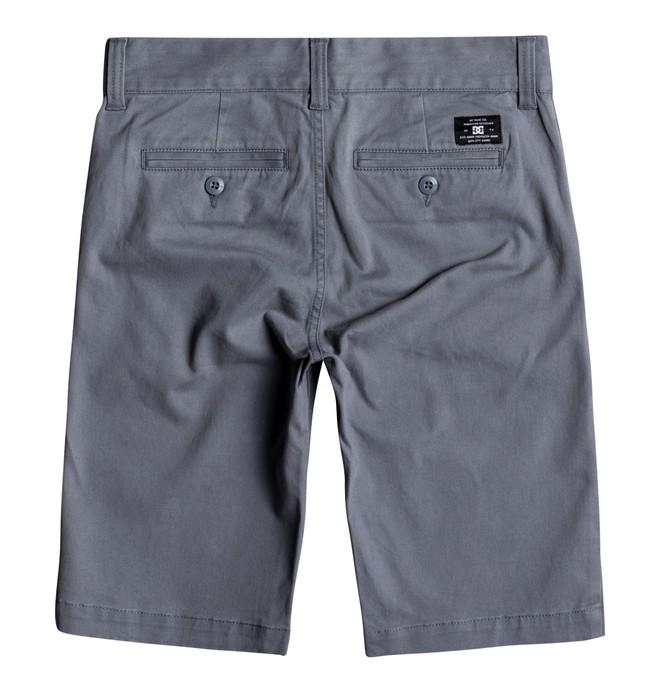 Worker - Chino Shorts for Boys 8-16  EDBWS03045