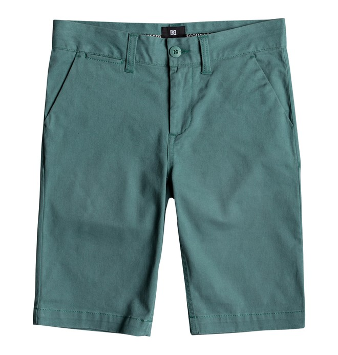 Worker - Chino Shorts for Boys 8-16 EDBWS03045