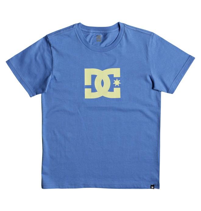 0 Star - T-Shirt Blue EDBZT03227 DC Shoes