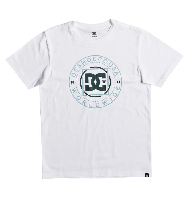 0 Endless Frontier - T-Shirt White EDBZT03252 DC Shoes
