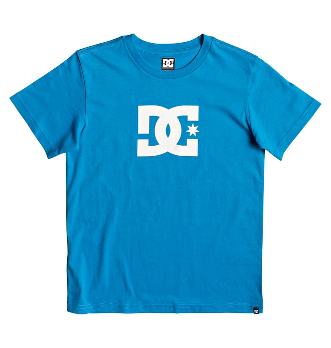 0 Star - Camiseta para Chicos 8-16 Azul EDBZT03313 DC Shoes