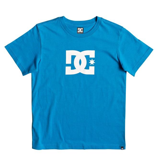 0 Star - T-Shirt für Jungen 8-16 Blau EDBZT03313 DC Shoes