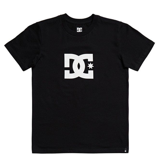 0 Star Tee Blue EDBZT03313 DC Shoes