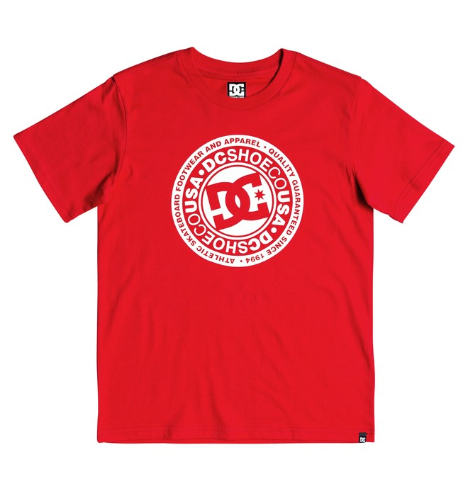 0 Camiseta Circle Star  EDBZT03314 DC Shoes
