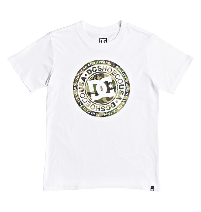 0 Circle Star Tee  EDBZT03314 DC Shoes