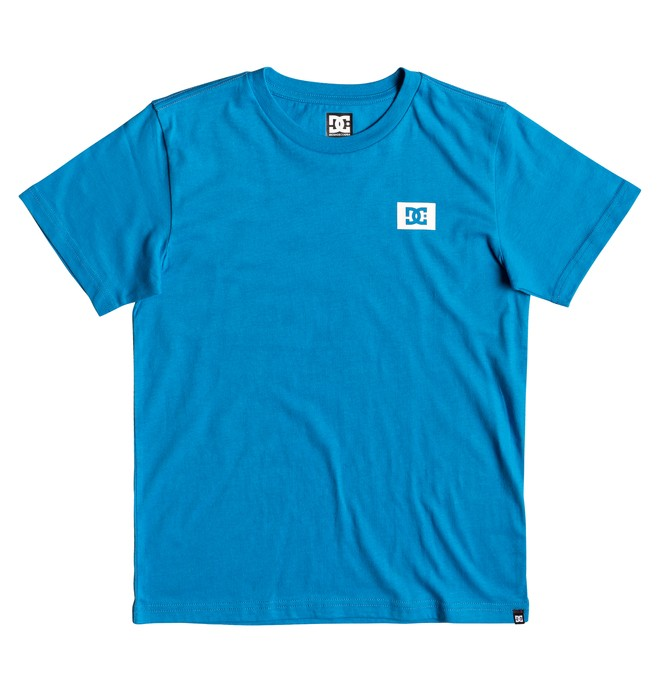 0 Camiseta Stage Box Azul EDBZT03317 DC Shoes