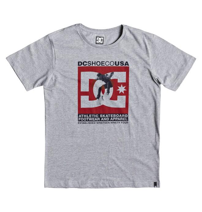 0 Visual - Camiseta para Chicos 8-16 Negro EDBZT03339 DC Shoes