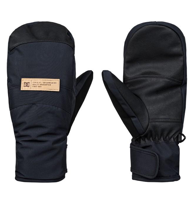 0 Franchise - Manoplas para esquí/snowboard para Mujer Negro EDJHN03011 DC Shoes