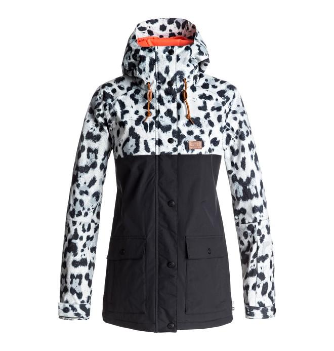 0 Cruiser - Veste de snow pour Femme Blanc EDJTJ03028 DC Shoes