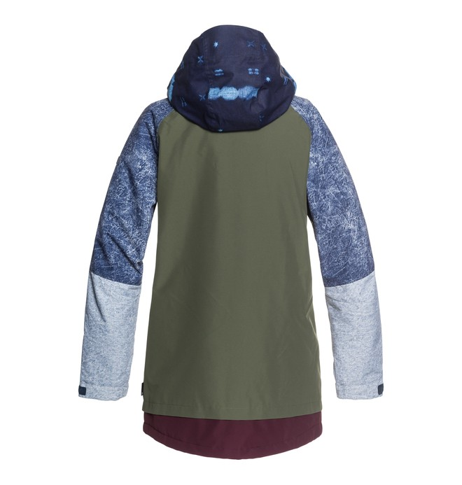 Riji SE - Parka Snow Jacket for Women  EDJTJ03033