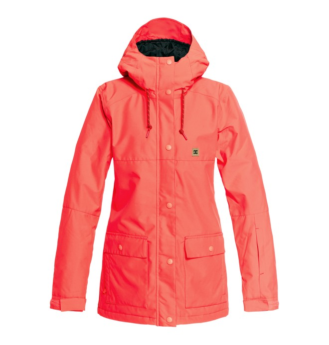 0 Cruiser - Parka da snow da Donna Pink EDJTJ03036 DC Shoes