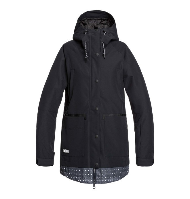 0 Riji Snow Jacket  EDJTJ03042 DC Shoes