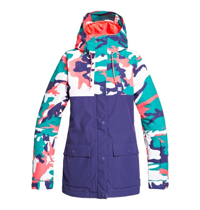 0 Cruiser Snow Jacket  EDJTJ03044 DC Shoes