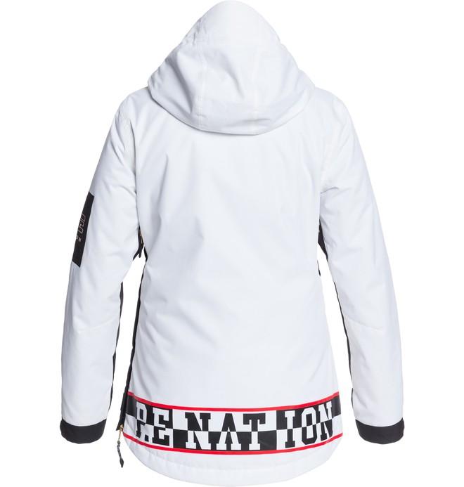 DC X PE Skyline - Snow Jacket for Women EDJTJ03050
