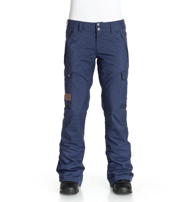 0 Women's Recruit Snow Pants  EDJTP03005 DC Shoes
