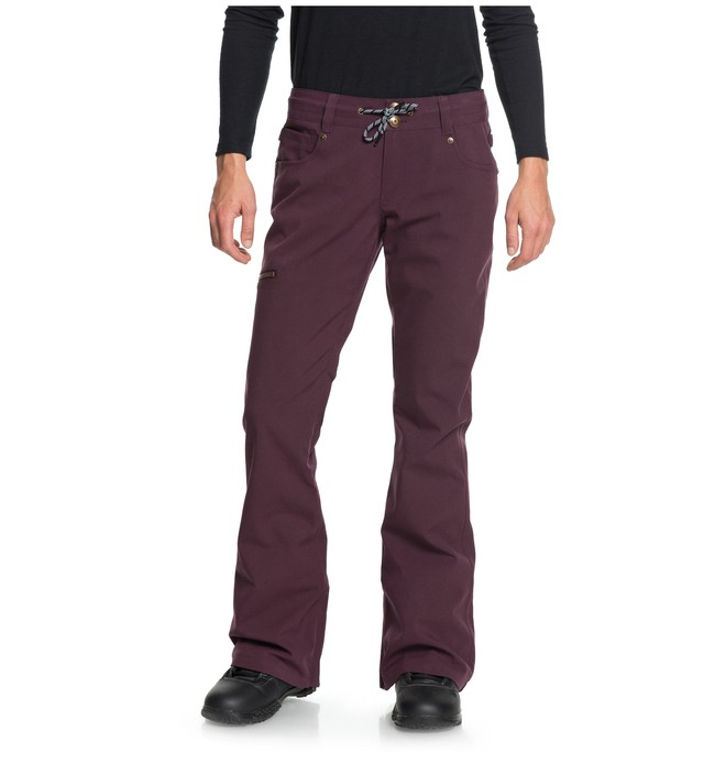 0 Women's Viva Snow Pants  EDJTP03017 DC Shoes