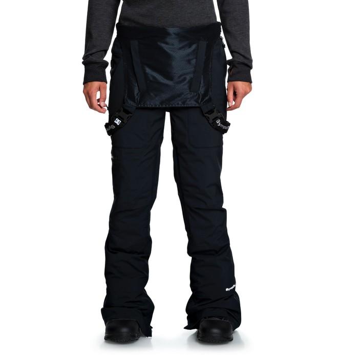 Collective 30K - Packable Snow Bib Pants  EDJTP03020