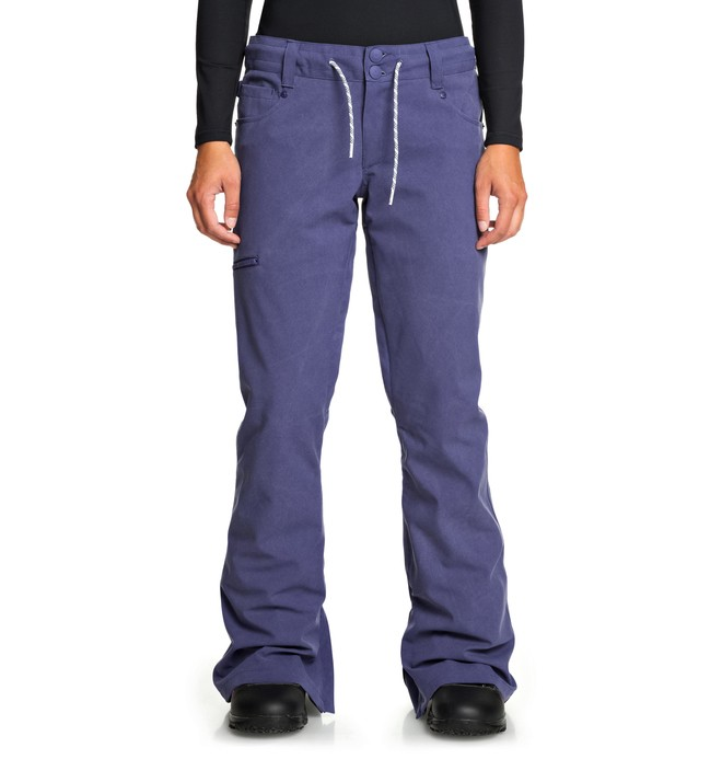 0 Viva - Snow Pants Purple EDJTP03022 DC Shoes
