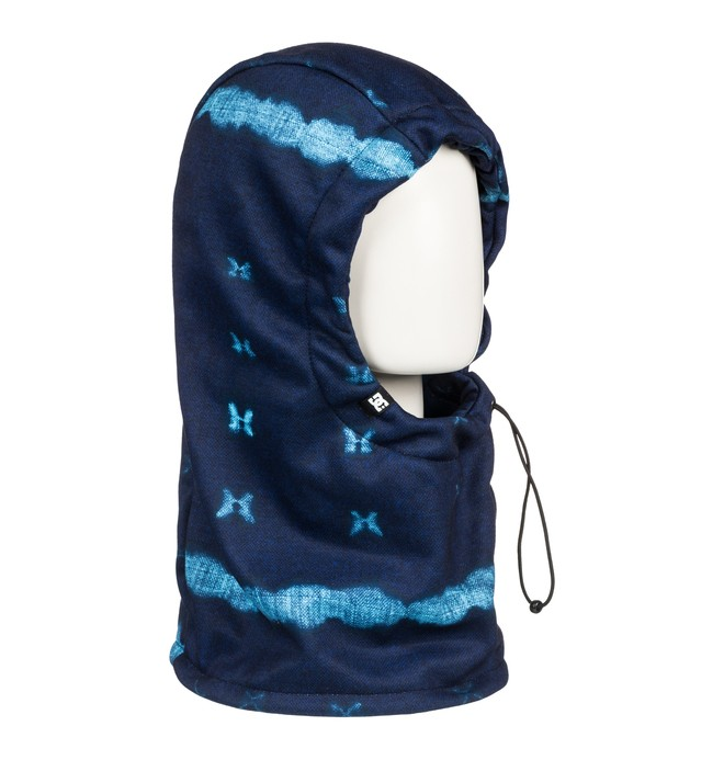 0 Hoodaclava Hooded Neck Warmer Blue EDYAA03138 DC Shoes