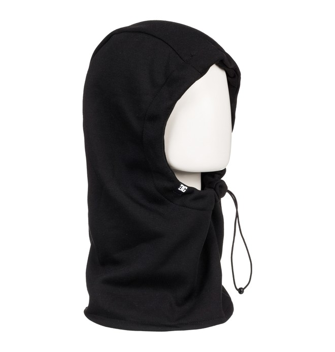 0 Hoodaclava - Hooded Neck Warmer for Men Black EDYAA03138 DC Shoes