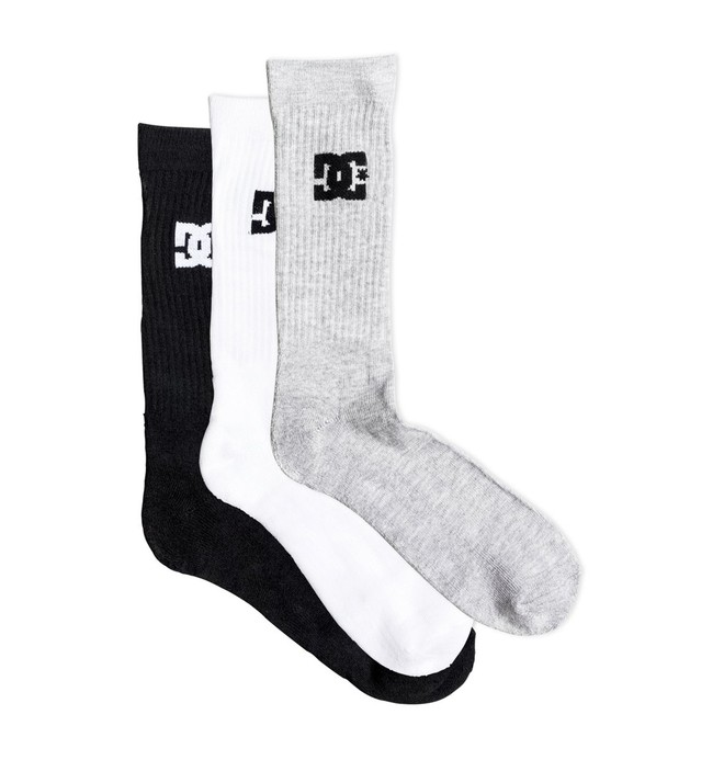 0 DC - Calcetines de deporte Negro EDYAA03149 DC Shoes