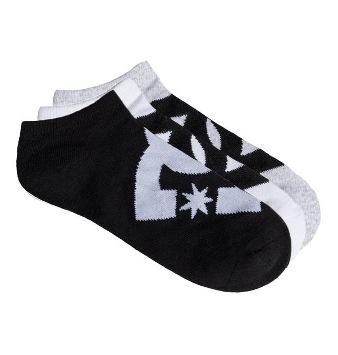 0 DC - Calcetines cortos Negro EDYAA03151 DC Shoes