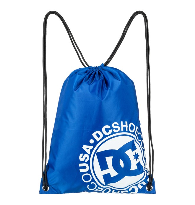 0 Cinched Drawstring Bag Blue EDYBA03043 DC Shoes