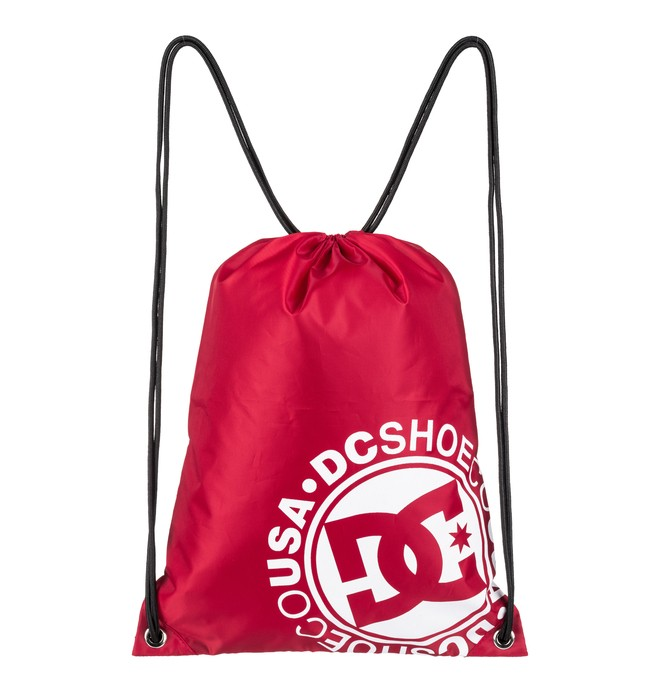 0 Cinched Drawstring Bag  EDYBA03043 DC Shoes