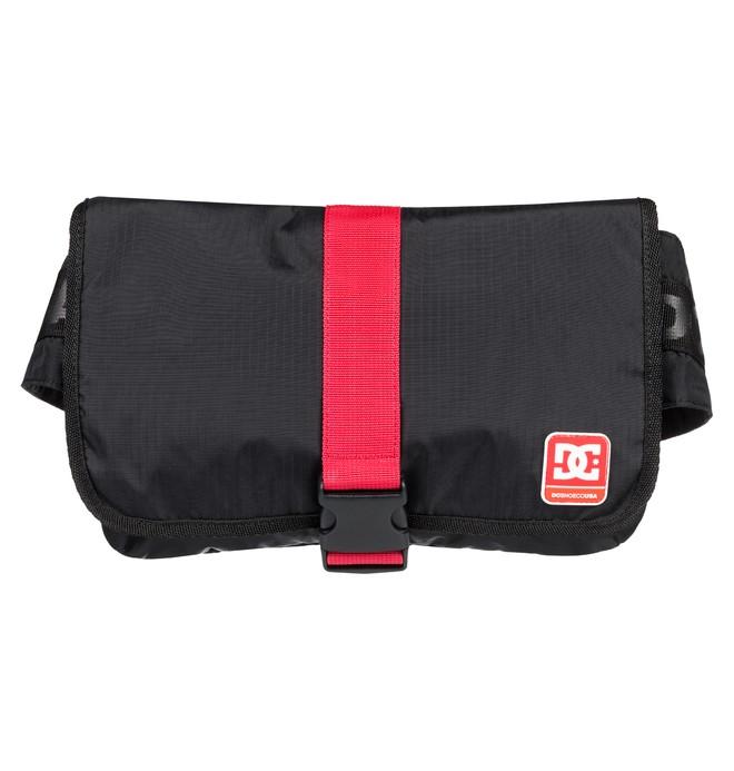 0 Nawson Bag 1.5L Small Shoulder Bag Black EDYBA03046 DC Shoes