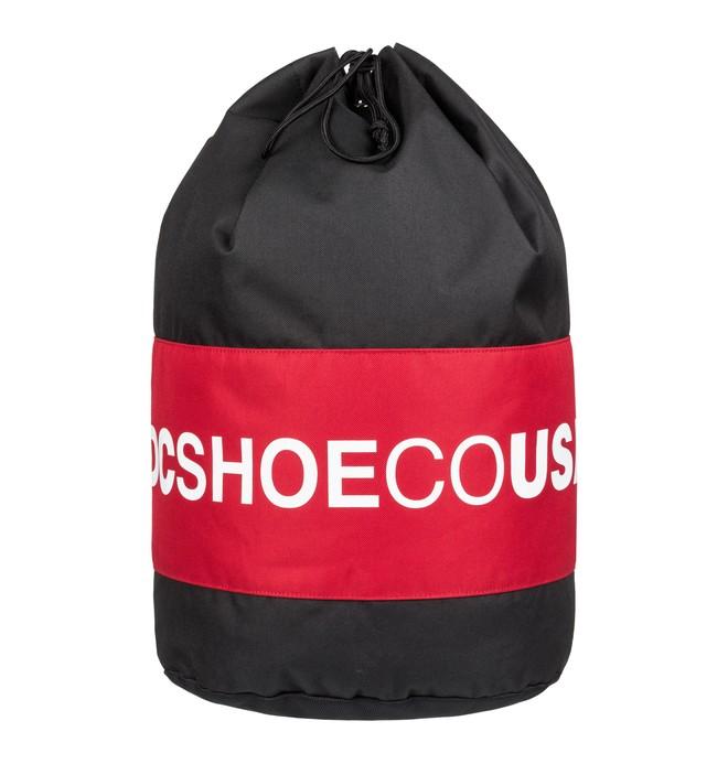 0 Plop Sack 75L Oversized Drawstring Duffle Bag Black EDYBA03048 DC Shoes