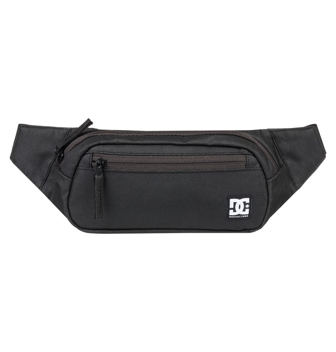 0 Zeke Destroyer Fanny Pack Black EDYBA03051 DC Shoes