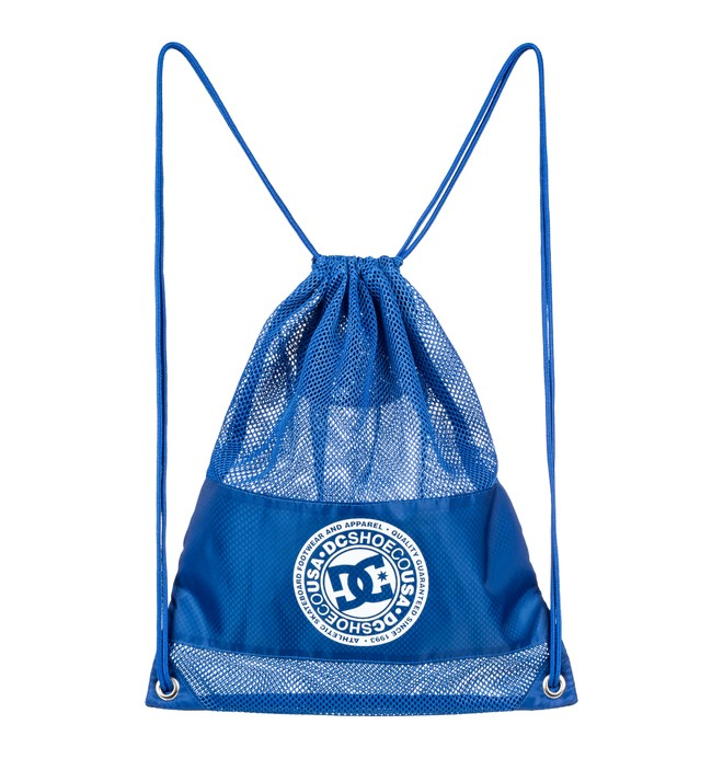 0 Jim Cincher Drawstring Bag Blue EDYBA03052 DC Shoes