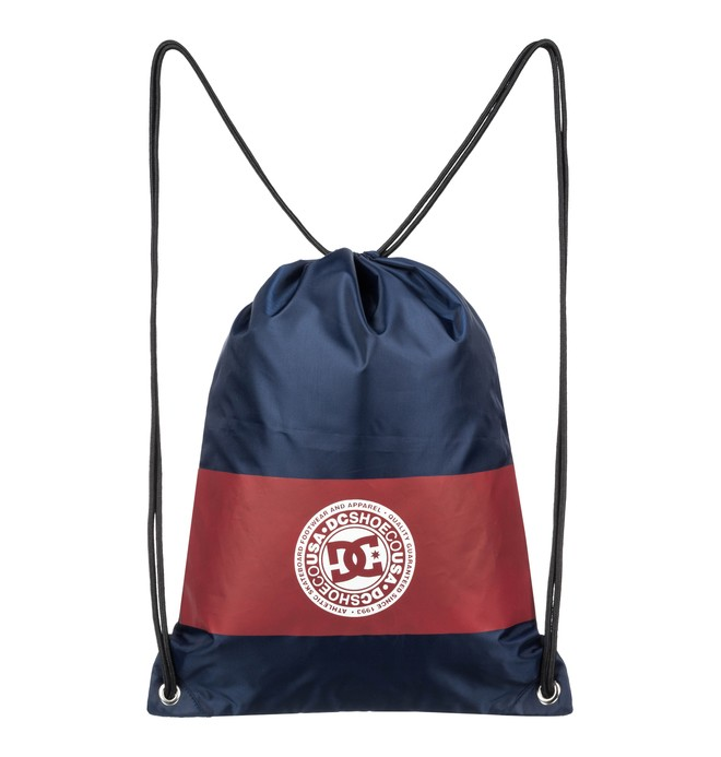0 Cincho Drawstring Bag Blue EDYBA03055 DC Shoes