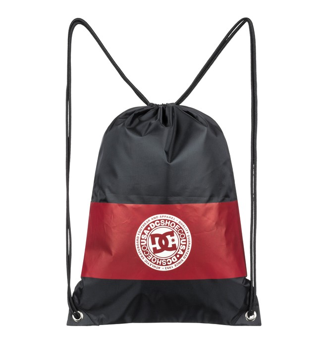 0 Cincho Drawstring Bag Black EDYBA03055 DC Shoes