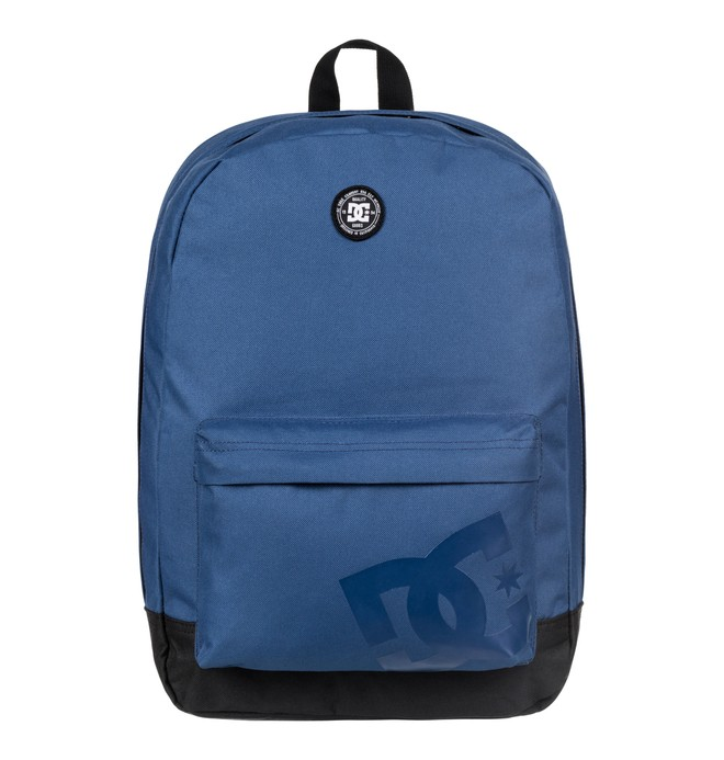 0 Backstack 18.5L Medium Backpack Blue EDYBP03129 DC Shoes