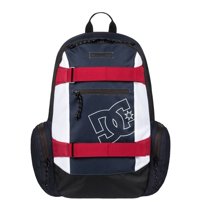 0 The Breed 26L - Sac à dos moyen Bleu EDYBP03170 DC Shoes