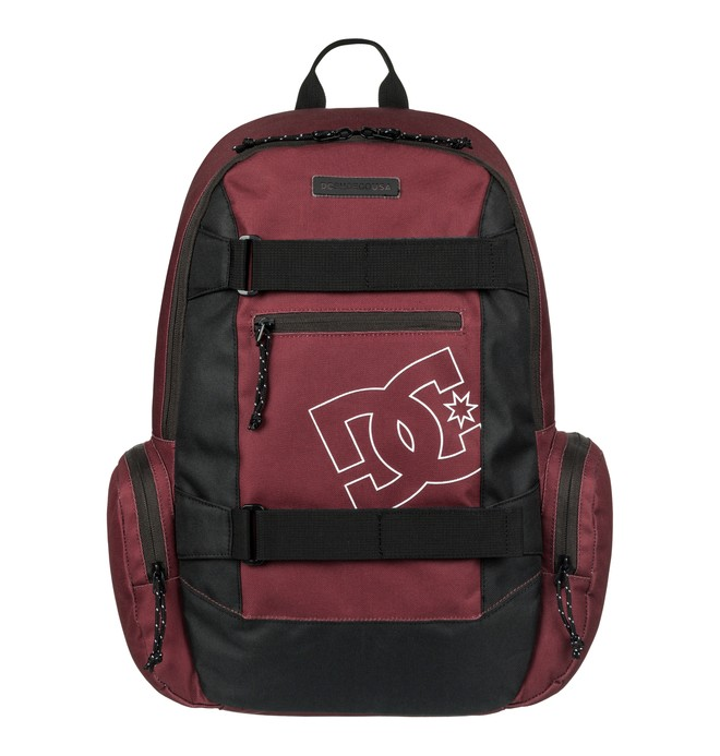 0 The Breed 26L Medium Backpack Red EDYBP03170 DC Shoes