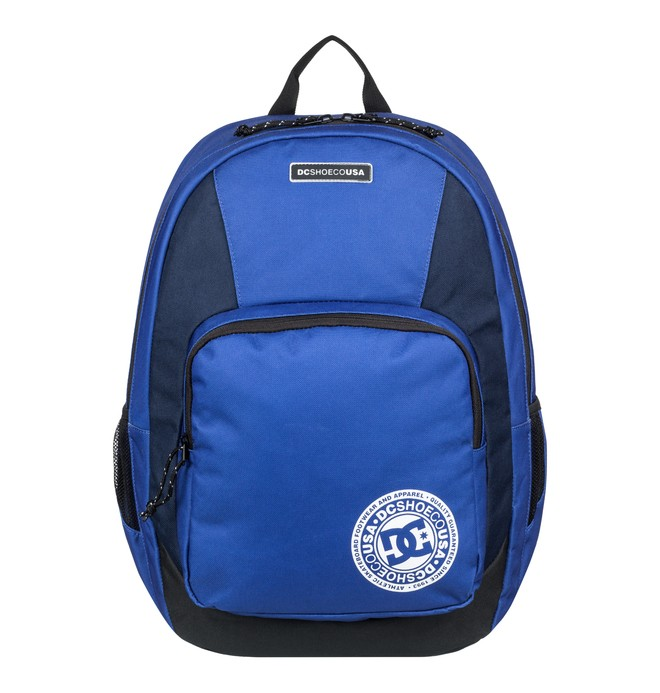 0 The Locker 23L Medium Backpack Blue EDYBP03176 DC Shoes