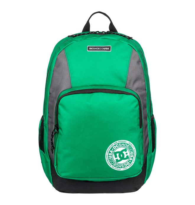 0 The Locker 23L Medium Backpack Green EDYBP03176 DC Shoes