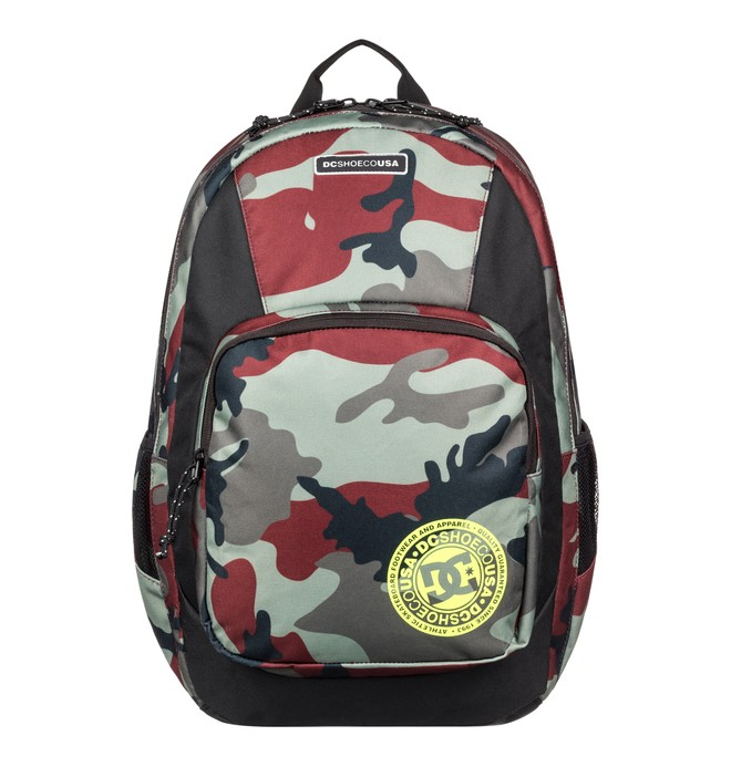 0 The Locker 23L Medium Backpack  EDYBP03176 DC Shoes