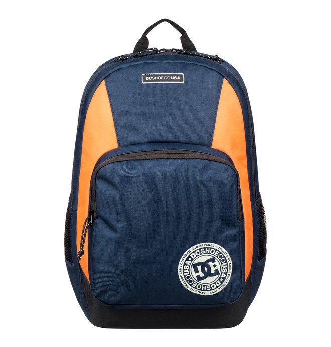 0 The Locker 23L - Mochila mediana Azul EDYBP03176 DC Shoes