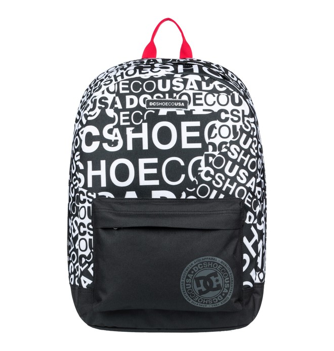 0 Mochila Mediana Backstack 18.5L  EDYBP03178 DC Shoes