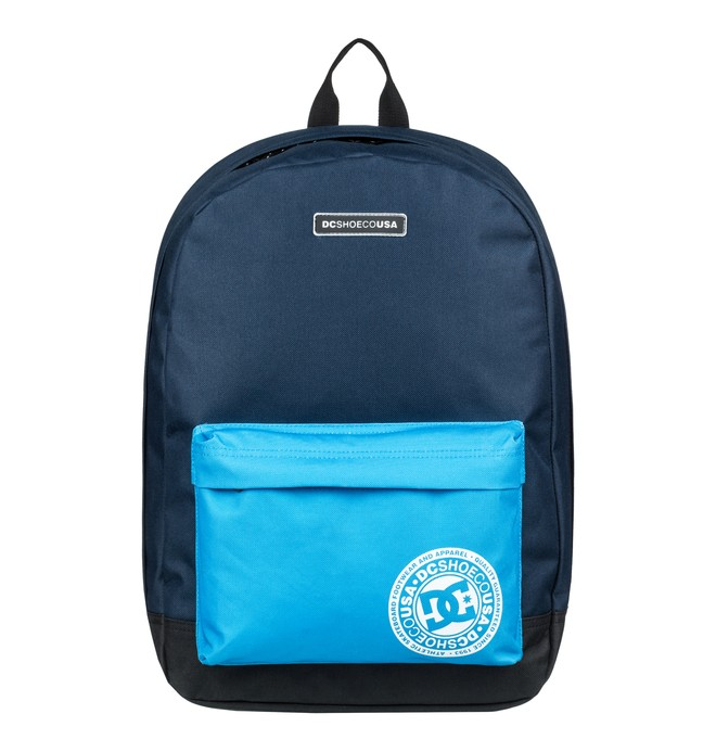 0 Backstack 18.5L Medium Backpack Blue EDYBP03179 DC Shoes