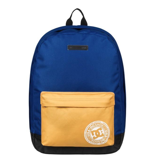 0 Backstack 18.5L Medium Backpack Blue EDYBP03179 DC Shoes